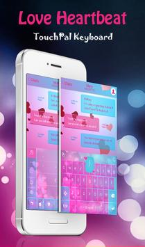 ffcf7598dc5 TouchPal Love Heartbeat Theme for Android - APK Download