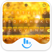 3D Animated Autumn Leaves Keyboard Theme icon