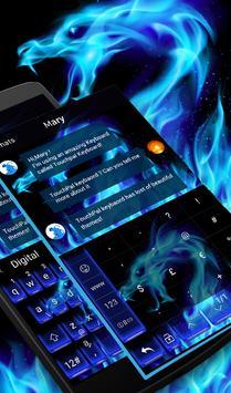 Blue Flame Dragon screenshot 2