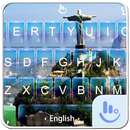 Cristo Redentor Keyboard Theme APK