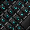 Business Black Blue Keyboard Theme APK