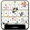 Doodle Cartoon Keyboard Theme APK
