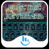 Free Electric Keyboard Theme icon