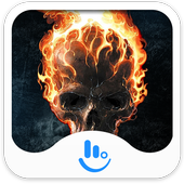 Flame Skull icon