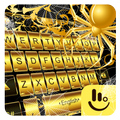 Gold Spider Knight Keyboard Theme