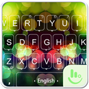 Colorful Halo Keyboard Theme APK