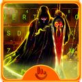 Dark Evil Death Keyboard Theme