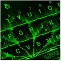 Emerald Green Keyboard Theme
