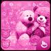 Lovely Bear Keyboard Theme