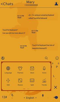 Dragon Ball Keyboard Theme screenshot 3