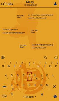 Dragon Ball Keyboard Theme screenshot 2