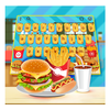 Delicious Squishy Burger Keyboard Theme APK
