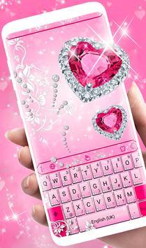 Pink Diamond Princess الملصق