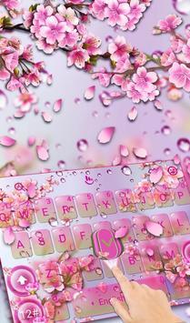 Pink Sakura Flower 海报