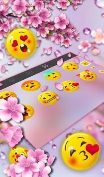 Pink Sakura Flower 截图 4