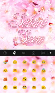 Sakura Snow screenshot 2