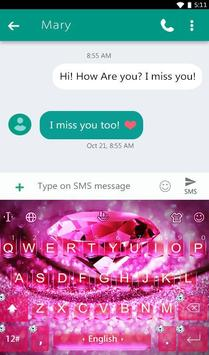 Pink Shining Diamond screenshot 1