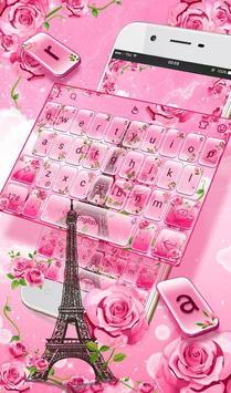 Rose Paris الملصق