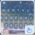 Galaxy New Keyboard Theme