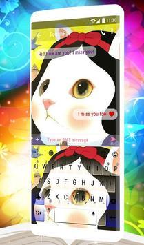 Snow Cat White screenshot 1