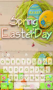Spring Easter Day poster