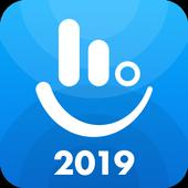 Teclado TouchPal - Emojis, pegatinas, GIF y temas icono