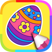 Easter Coloring Pages icon