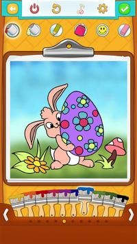 Easter Coloring Pages poster