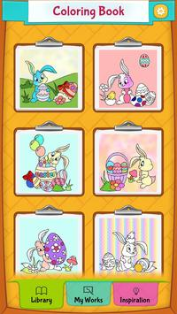 Easter Coloring Pages screenshot 14