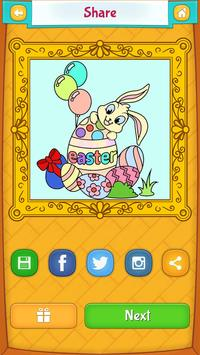 Easter Coloring Pages screenshot 13