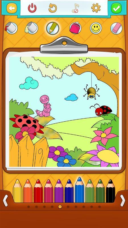 Android 用の 春の塗り絵 無料 ぬりえ Apk をダウンロード