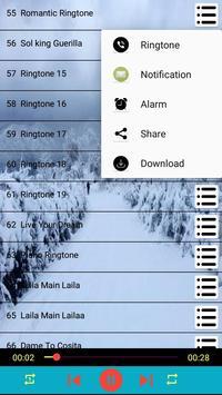 Cool Ringtone    High Quality Songs 2019 OFFLİNE screenshot 11