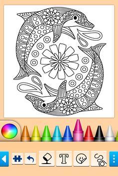Mandala Coloring Pages poster