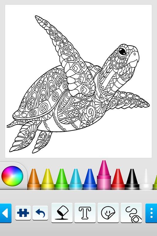 Disegni Da Colorare Mandala For Android Apk Download