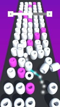 Color Bump Ball : 3D Games screenshot 5