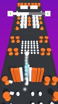 Color Bump Ball : 3D Games screenshot 7
