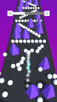 Color Bump Ball : 3D Games screenshot 8