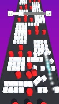 Color Bump Ball : 3D Games poster