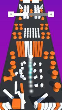 Color Bump Ball : 3D Games screenshot 1