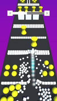 Color Bump Ball : 3D Games screenshot 2