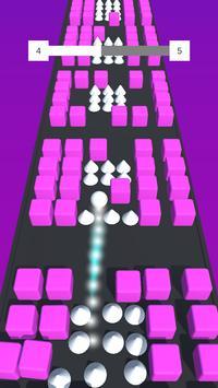 Color Bump Ball : 3D Games screenshot 3