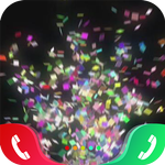 APK Colorful Papers Caller Screen