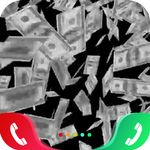Money Rain Caller Screen APK