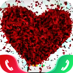 Rose Love Caller Screen APK