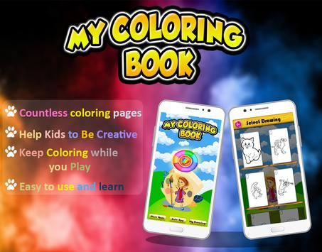 COLORFUL PAINTERS: DRAWING BOOK FACE APP COLOR screenshot 5
