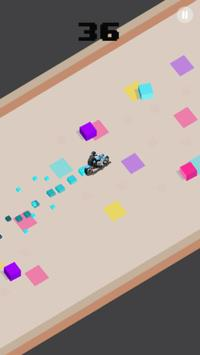 Color Bikes - Paint the Road screenshot 4