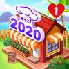 Diario de Comida: juegos de cocina y restaurantes icono
