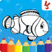 Coloring games for kids animal