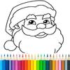 Coloriages de Noël icône