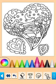 Girls games: Painting and coloring screenshot 9